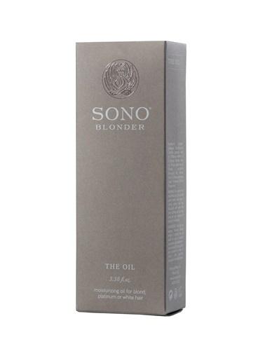 Sono Sono Blonder The Oil 100 Ml Renksiz